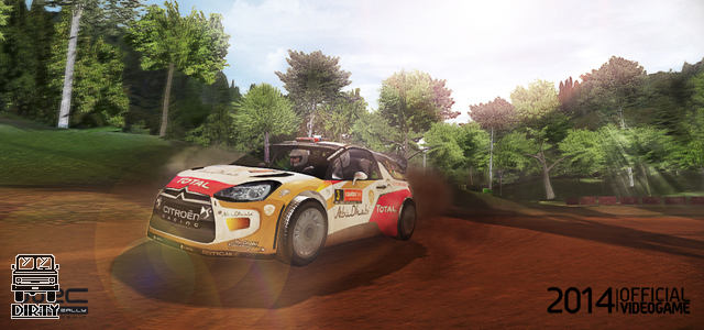 Вышла FIA World Rally Championship 2014